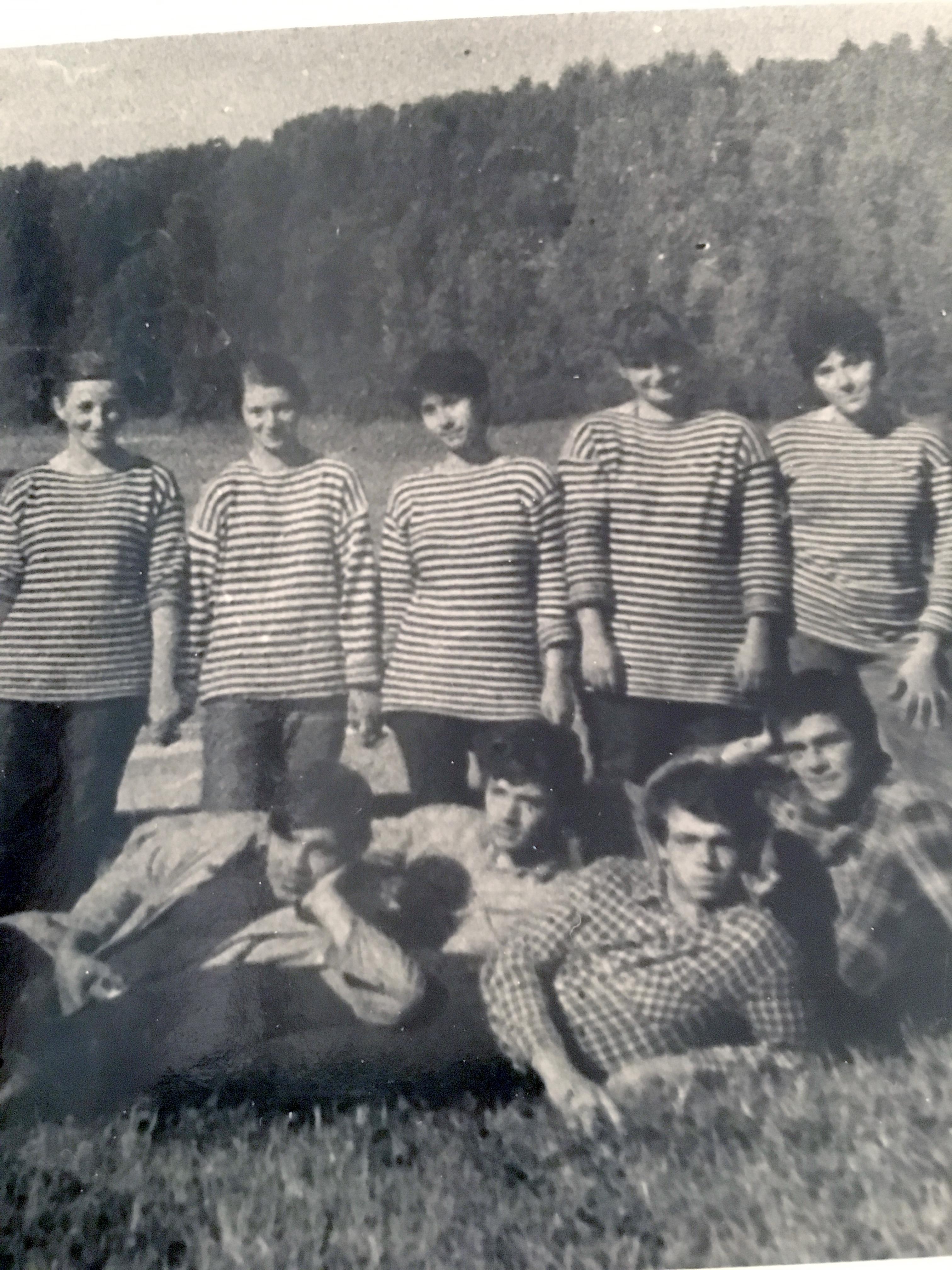 Волга. 1986