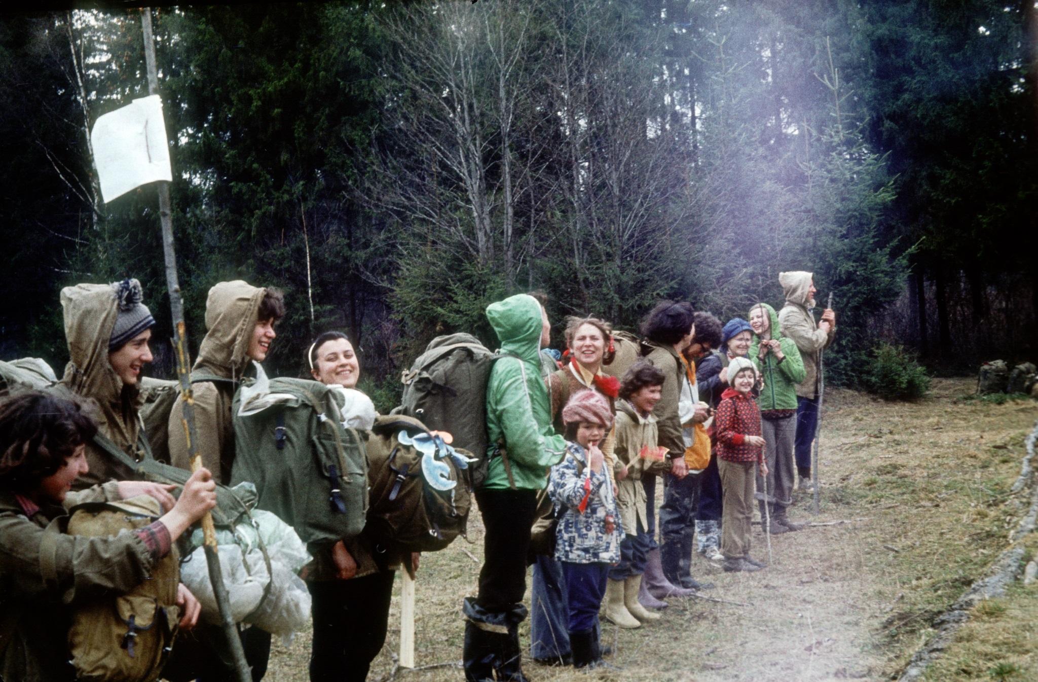 Дубешня. Май. 1978
