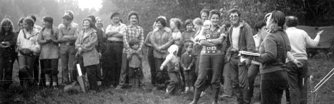 Переславль-Залесский  —  Богородское —Загорск 1980г. Из дневника похода