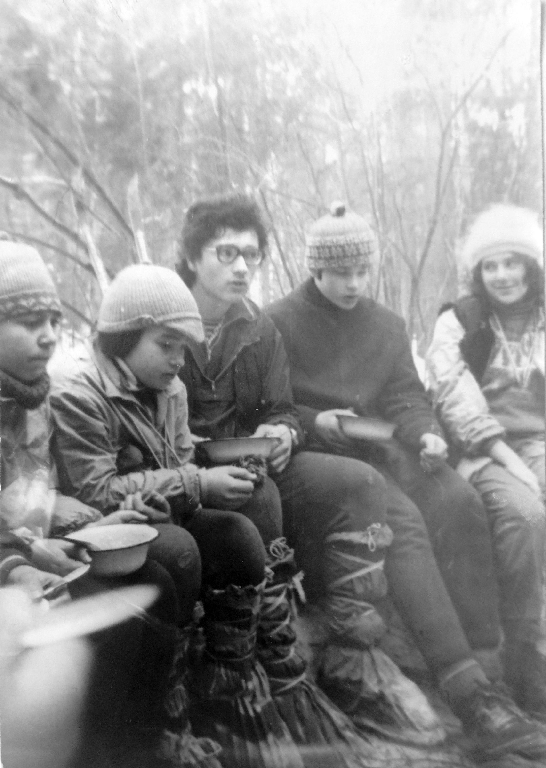 Подмосковье. 1980