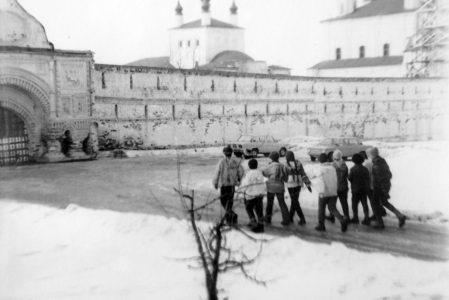 Переславль-Залесский. Весна 1980