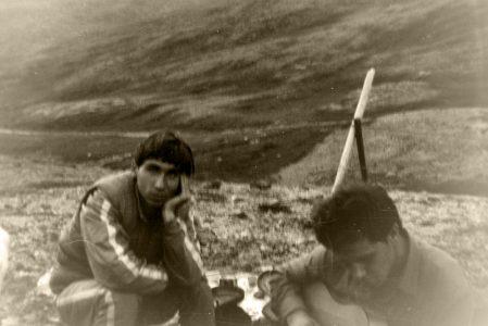 Кольский. Лобзики. 1989
